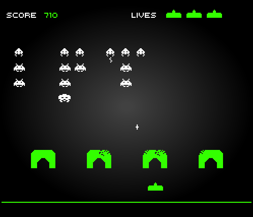 Spiel Space Invaders
